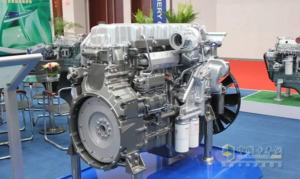 Yuchai YC6K high horsepower engine