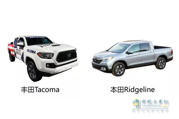 Developed Toyota Takama and Honda Ridgeline and other pickups into the market for many years