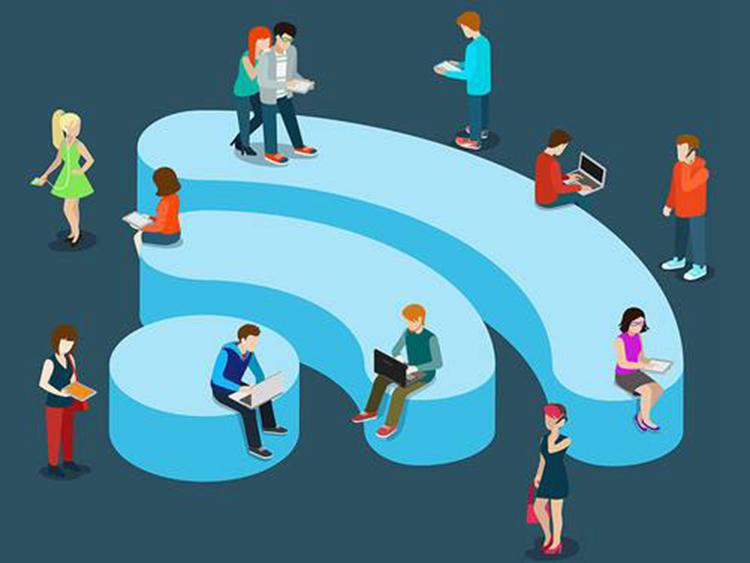 Wireless network delay