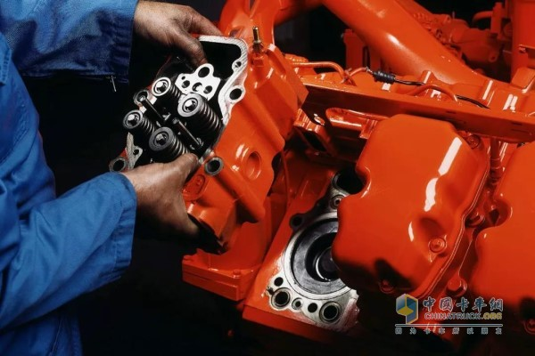 Scania engines are based on a unique modular design concept