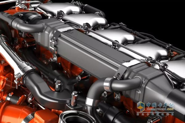 Scania Fuel Injection System