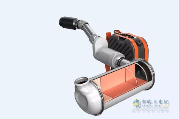 Scania Emission Control System