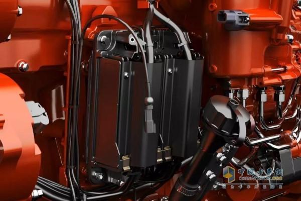 Scania centrifugal filter