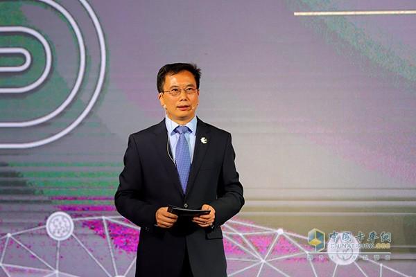 Dr. Peng Lixin, Vice President of Cummins Global