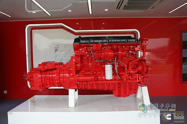 Cummins Six Engine