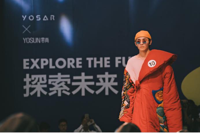 2019 YOSHOW全国大学生服装设计大赛总决赛圆满落下帷幕 滚动 第1张
