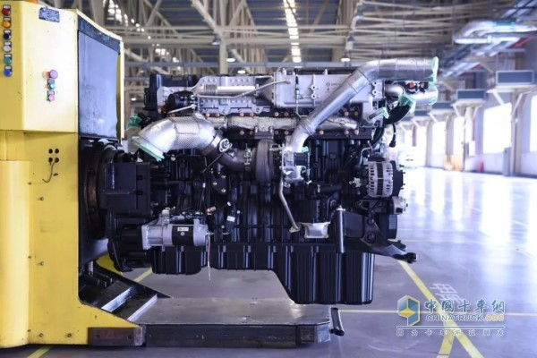 Dongfeng commercial vehicle DDi13 engine