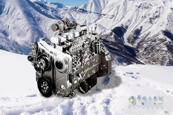 Shangchai plateau engine
