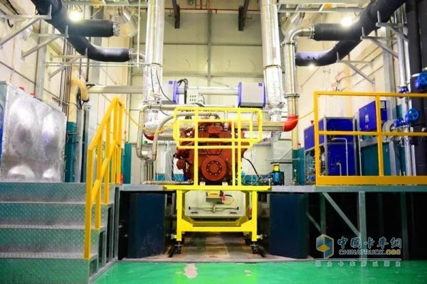 The high-powered technology center that will be put into use is currently the only high-powered engine research and development center in Cummins in China.