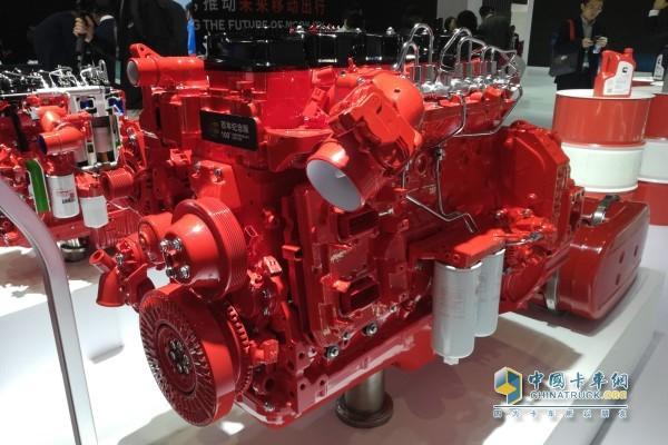 Dongfeng Cummins Six Engine