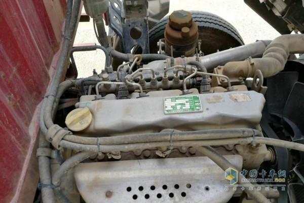 Yunne Dewei F40 engine