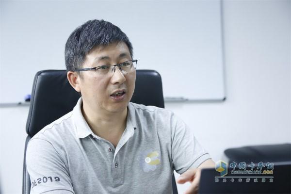 Yuan Meng, Director of Anhui Cummins Engine