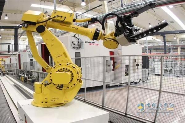 Anhui Cummins Intelligent Production Base