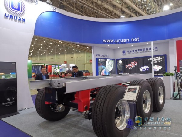 Excellent soft hydraulic air suspension is worth looking forward to
