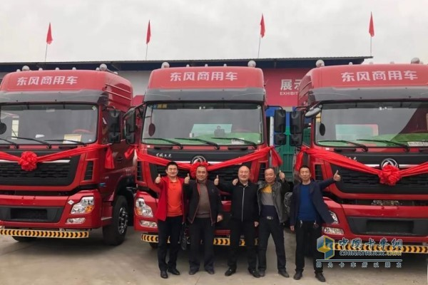 Large-tooth HW gearbox helps Dongfeng Guoliu Gas Tractor to be listed in Zhangzhou