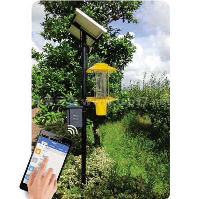 IoT insecticidal lamp