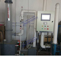 Data collection high efficiency wet dust collector