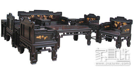 Qing style mahogany furniture is the most court court.jpg