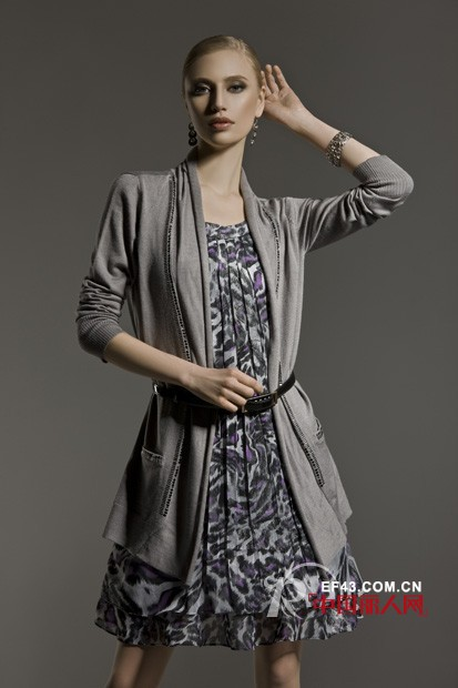 sofeya品牌女装 简约中透露着低调的精致