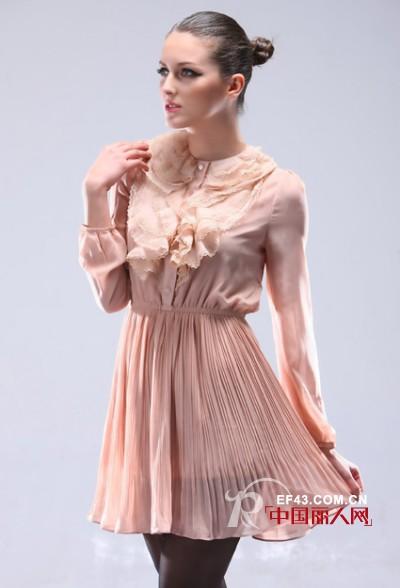 体验夏季清新浪漫服饰 AIMISUO·艾米索与您共享