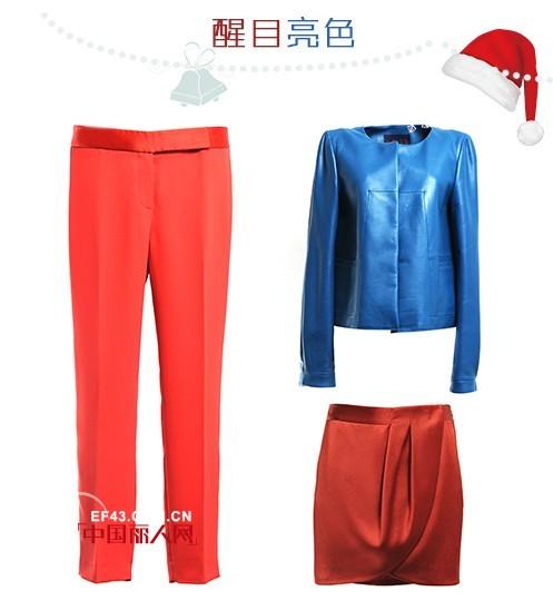 圣诞节穿什么衣服好看  圣诞节服装搭配