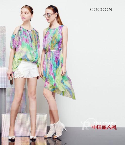 闺蜜装图片 可可尼2014夏季新款时尚闺蜜装