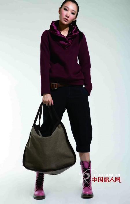缇蕾娜女装 源自对都市女性生活方式的个性化理解
