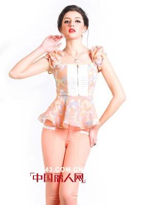 缤蔓BINMAN品牌女装  中西完美结合的时尚