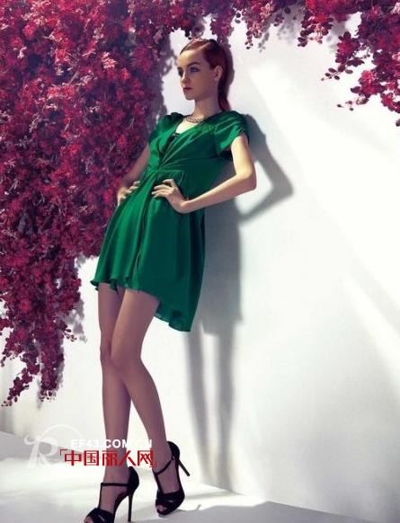 """萨玛莉丹:最""""好""""的时尚女人味女装品牌"""