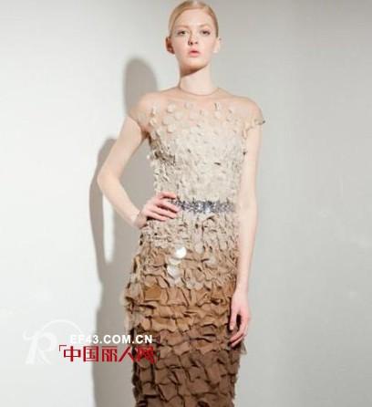 雷姆·阿克拉Reem Acra 2011秋季女装礼服