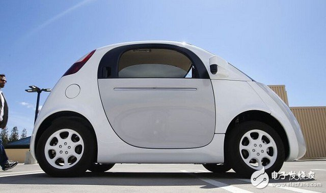 Google teamed up with Fiat to develop a driverless car