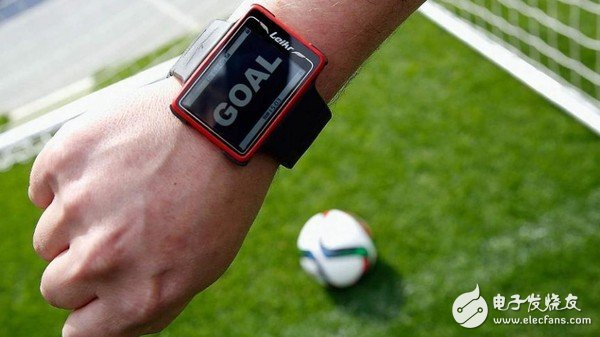 Are the wearable technologies on the European Cup VR live far behind?