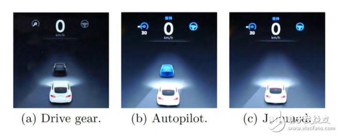 360 How to make Tesla ModelS autopilot sensor error?