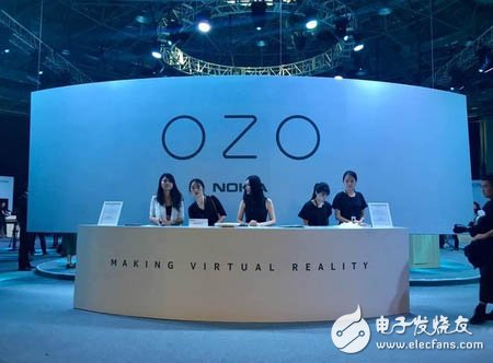 Nokia returns to the future of the film industry with VR camera OZO?