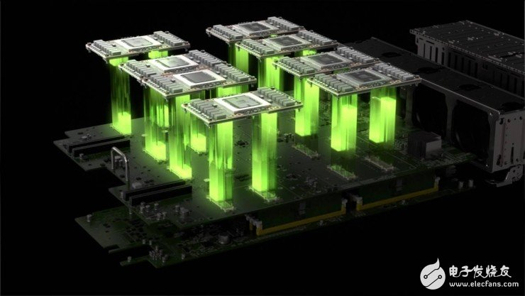 Why is NVIDIA's deep learning supercomputer DGX-1?