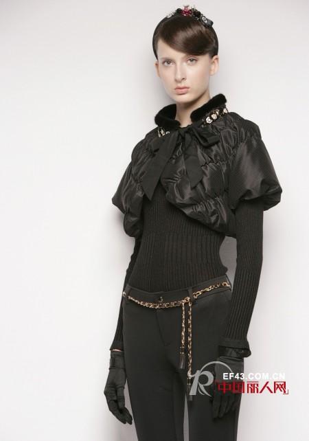 芭蕾君女装2012秋冬新品发布