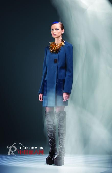 台绣TGGC品牌女装 冬季让你华丽转身