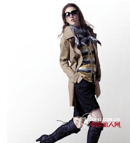 米梵——一个让无数时尚女性心动的服饰品牌