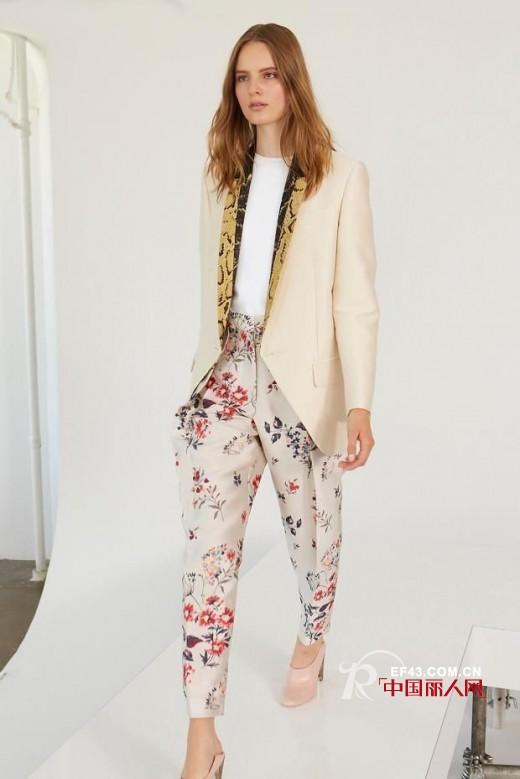Stella McCartney(斯特拉·麦卡托尼)2014早春系列服饰