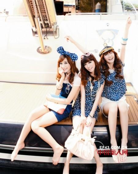 十八淑女坊2012夏季新品 打造幸福旅程