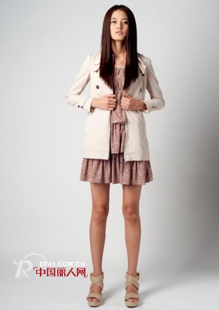 菲勋菲斯原创女装 巧妙融合欧意韩时尚元素