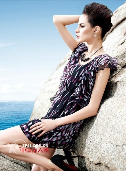 GAIA GIRL嘉米娅品牌女装  定义新奢华主义