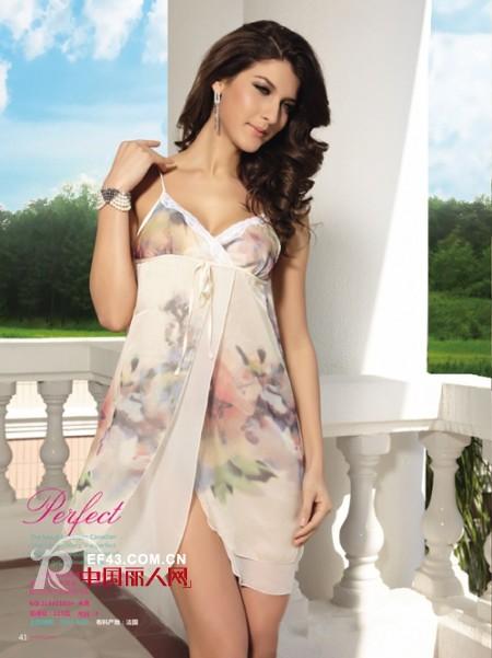 浪漫春天品牌内衣  用亲手打造的浪漫感染身边的人