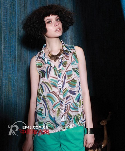 cn时尚女装 紧跟国际女装市场流行趋势