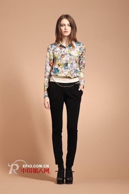时尚年代:时尚服装颜色搭配的基本原则