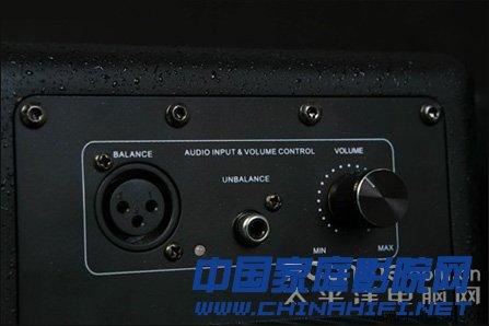 Speaker interface