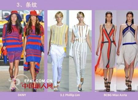 蔓露卡女装 2012年春夏国际流行趋势之美式极简主义