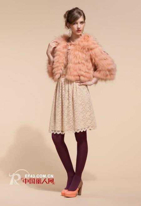 歌莉娅品牌女装 教你穿出百变Style