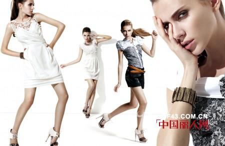 弗卡女装  解读女人心缔造优雅时尚