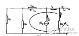 Analysis of the output resistance of the common collector amplifier circuit